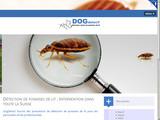 Dogdetect détection de punaises de lit en Suisse