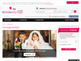 Robe de mariage pour enfant